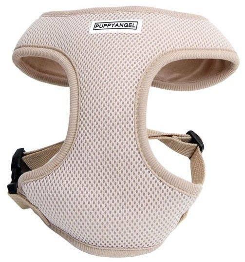 Produktbild: Basic Mjuk Harness + Koppel Beige