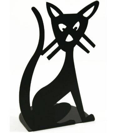 Produktbild: Bokstöd med kattmotiv 2-pack