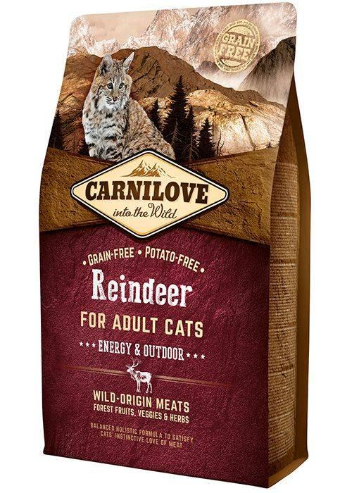 Produktbild: Carnilove Cat Ren 2 kg
