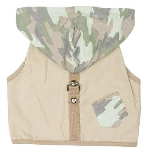 Produktbild: Casual Camoflage Väst Harness