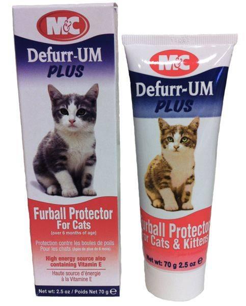 Produktbild: Defurr-UM mot hårbollar