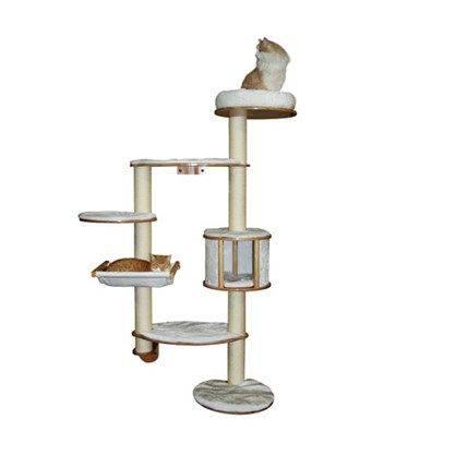 Produktbild: Dolomit XL vägghängt klösträd