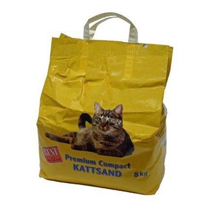 Produktbild: KattSand Best in Show 8kg Premium Compact