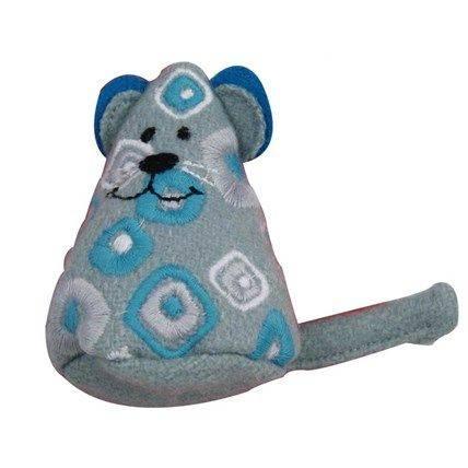 Produktbild: Kattleksak KONG Cat Tropics Mouse Blå/Turkos