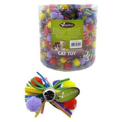 Produktbild: Kattleksaker med bjällror och små bollar