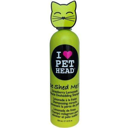 Produktbild: Kattschampo De Shed Pet Head