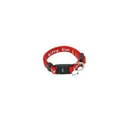 Produktbild: Kattungehalsband Kitty Röd