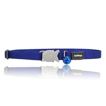 Produktbild: Kattungehalsband RedDingo Mörkblå
