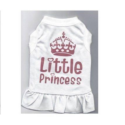 Produktbild: Klänning Little Princess vit