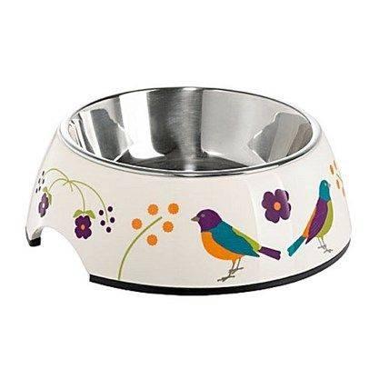 Produktbild: Matskål Melamin Insats fågel