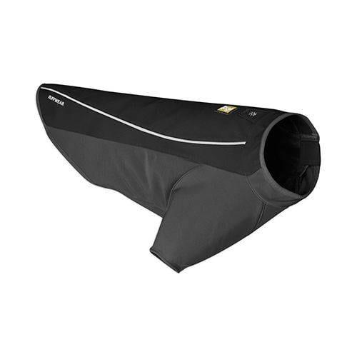 Produktbild: Ruffwear Cloud Chaser Mjuk Shell Jacket Obsidian Black