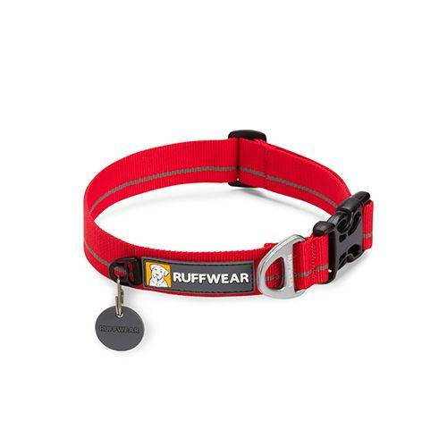 Produktbild: Ruffwear Hoopie Collar Red Currant