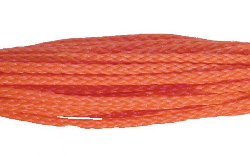 Produktbild: Spårlina Poly orange 6 mm/15 m