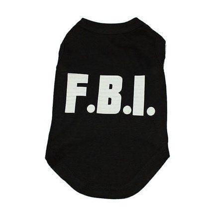 Produktbild: T-tröja FBI