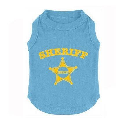 Produktbild: T-tröja Sheriff Blå