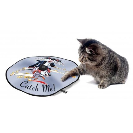 Aktiveringsleksak D&D Chase Undercover Mouse Katt