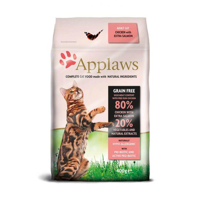 Applaws Cat Adult Grain Free Chicken & Salmon 7