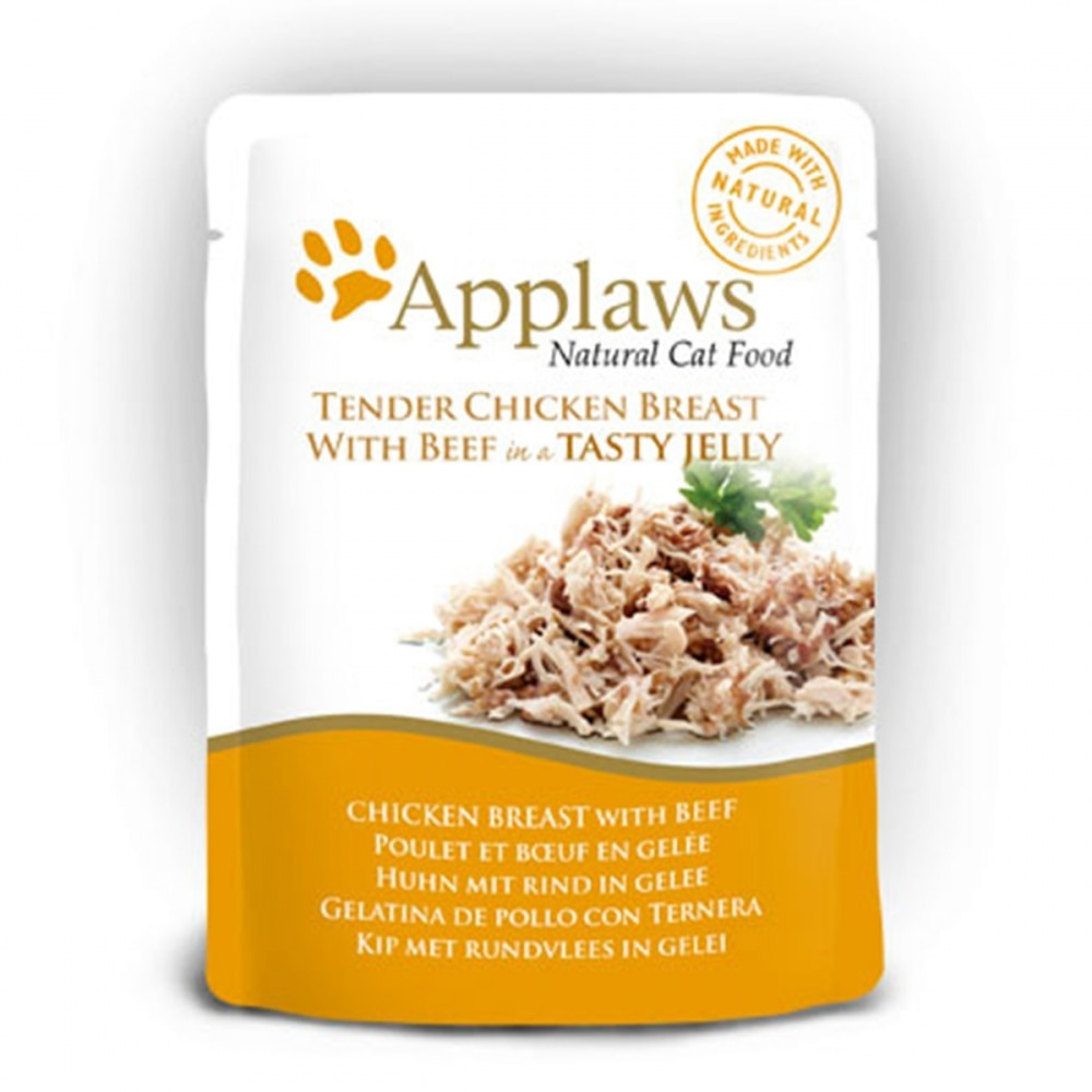 Applaws Cat Chicken & Beef