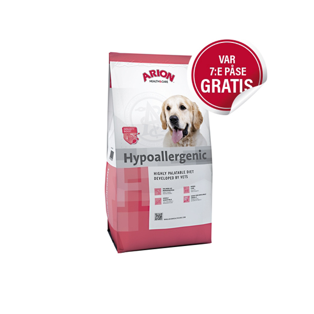 Arion Health & Care Hypoallergenic 3 Kg