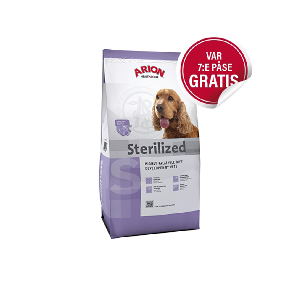 Arion Health & Care Sterilized 12 Kg