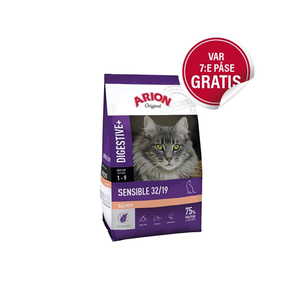 Arion Original Cat Adult Sensible 7