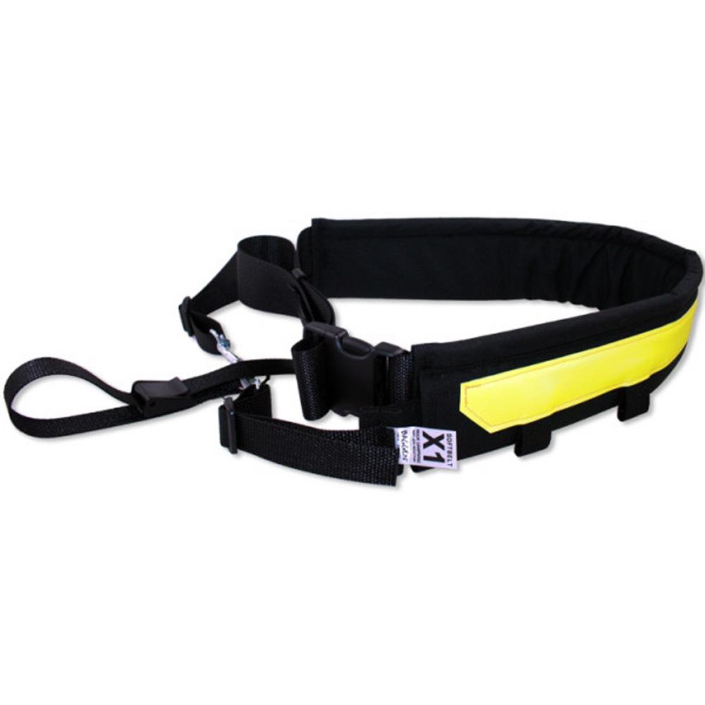 Baggen Softbelt Reflex Gul X1-Mjuk-Dampnin
