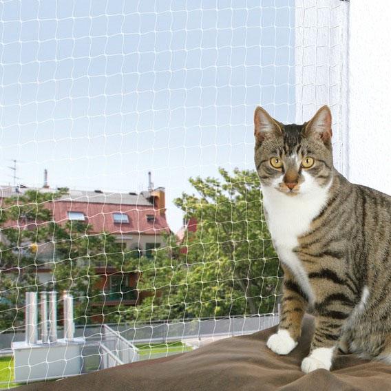 """Balkongnät """"Cat Protect"""" 6 X 3 Meter"""