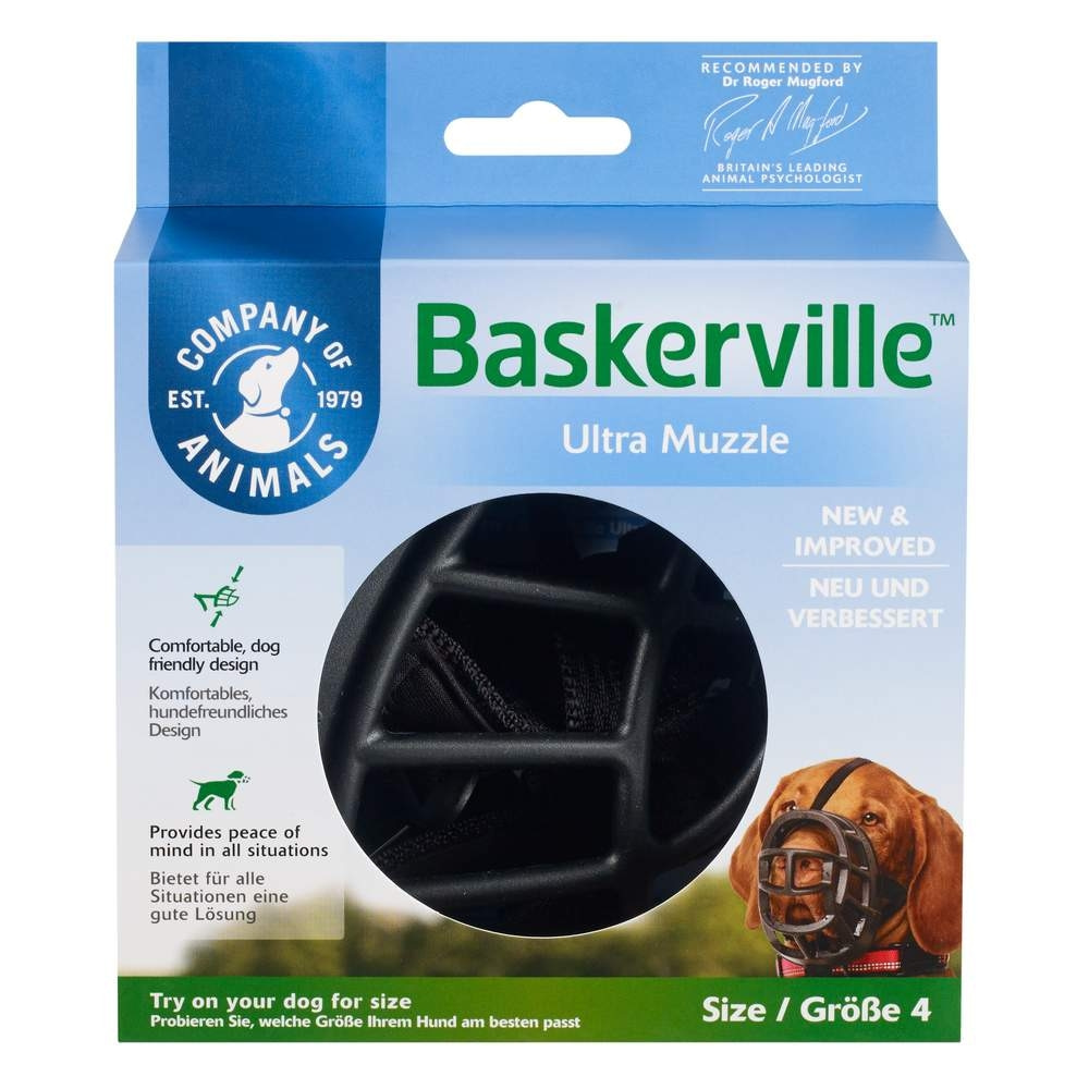 Baskerville Ultra Munkorg 4