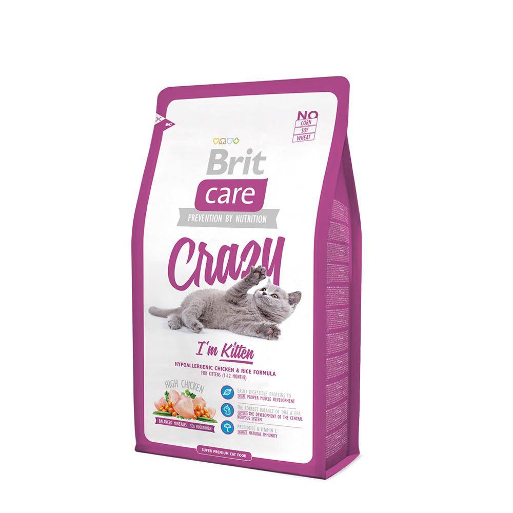 Brit Care Cat Crazy 7 Kg