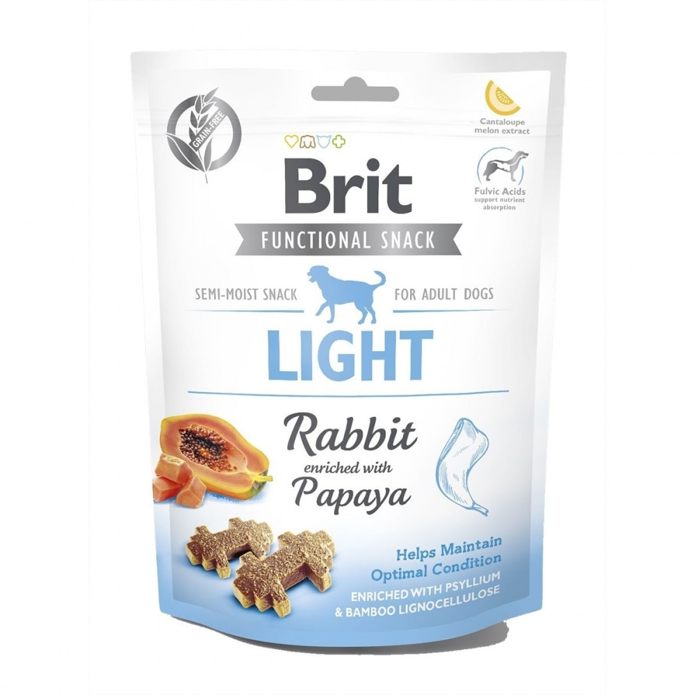 Brit Care Functional Snack Light Rabbit 150 G