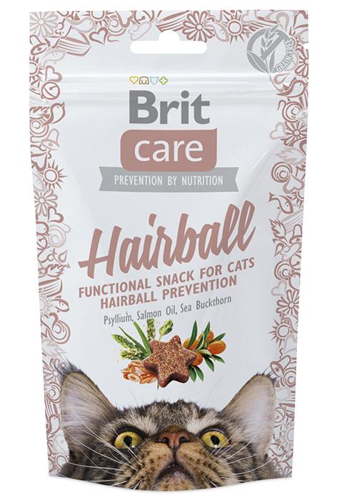 Cat Snack Hairball Med Anka