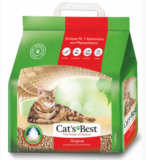 Cats Best Ökoplus 10 Liter