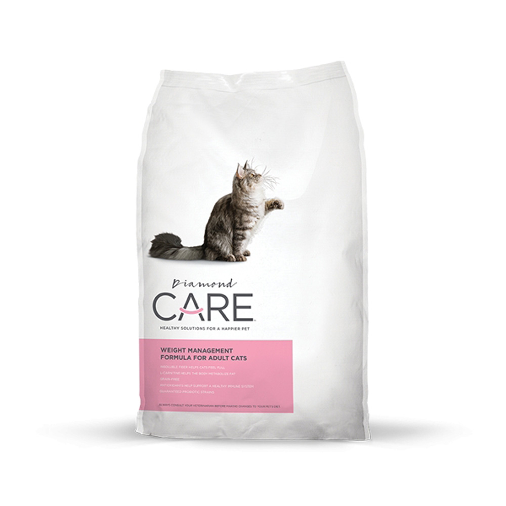 Diamond Care Weight Management Cat 6