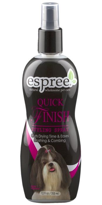Espree Quick Finish! Styling Spray