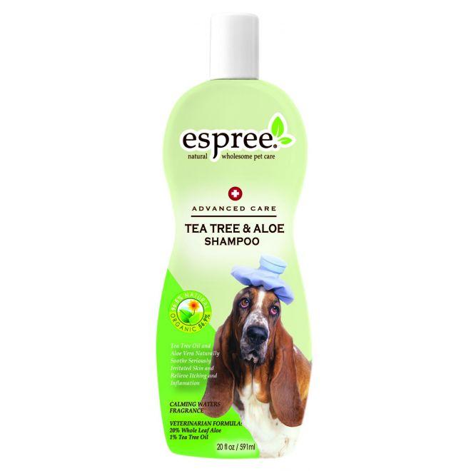 Espree Tea Tree & Aloe Medicated Shampoo 355 Ml