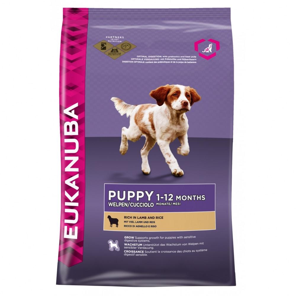 Eukanuba Puppy Lamb & Rice 18 Kg