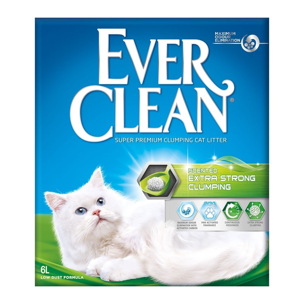 Ever Clean Xtra Strong Scented 6 L