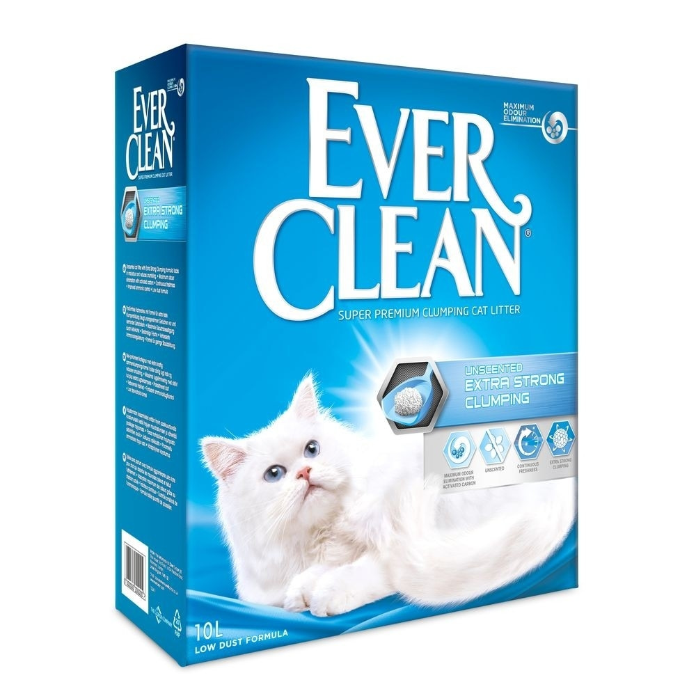Ever Clean Xtra Strong Unscented 10 L