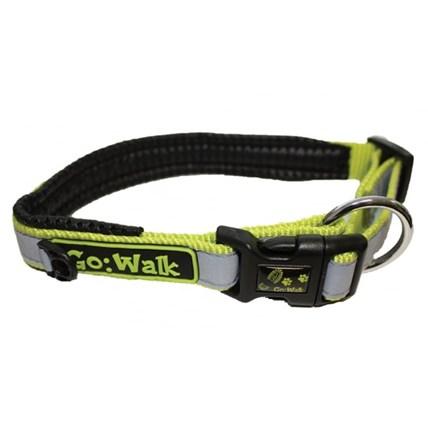 Go Walk Green Halsband