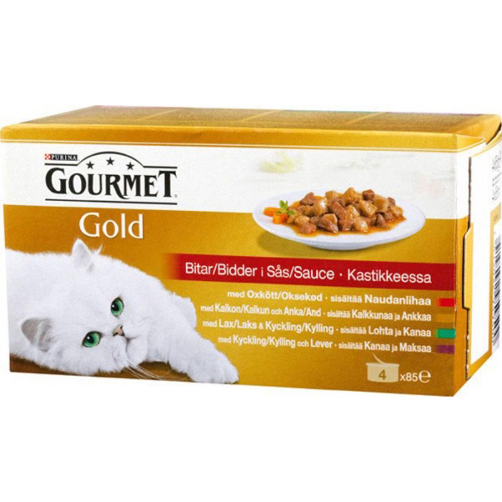 Gourmet Gold Sauce Selection