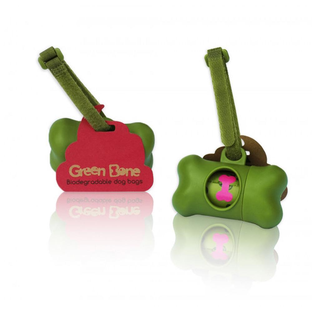 Green Bone Hållare Parfymerad