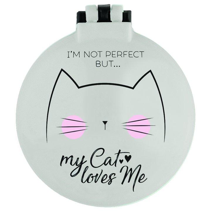 Hårborste Meow Med Spegel