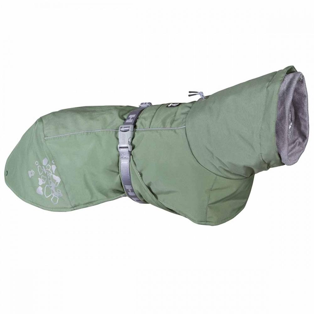 Hurtta Extreme Warmer Eco Hundjacka Grön 65 Cm