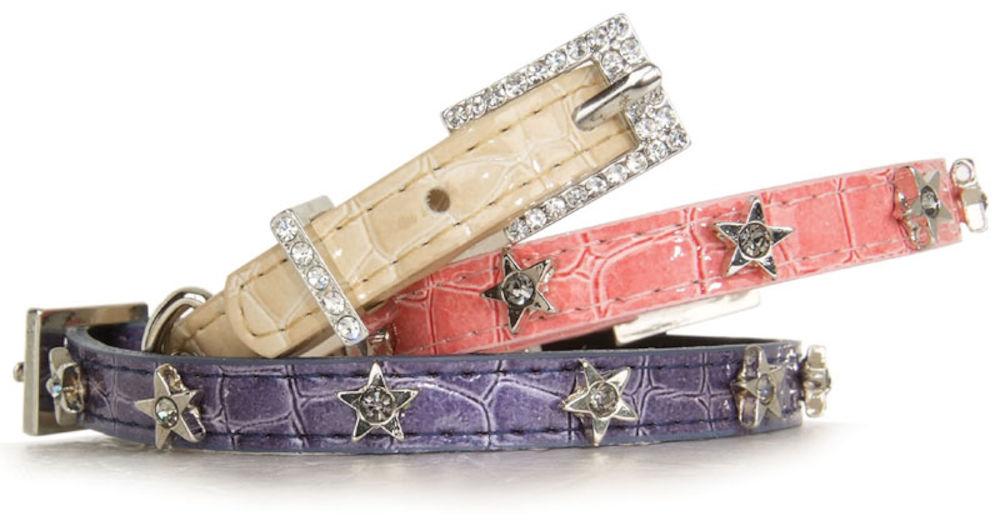 Im A Star Halsband Violet Small