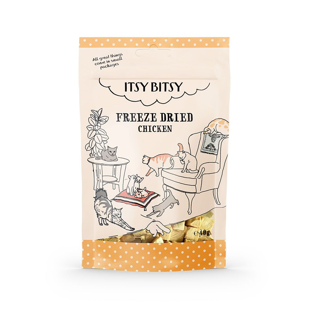 Itsybitsy Cat Freeze Dried Chicken