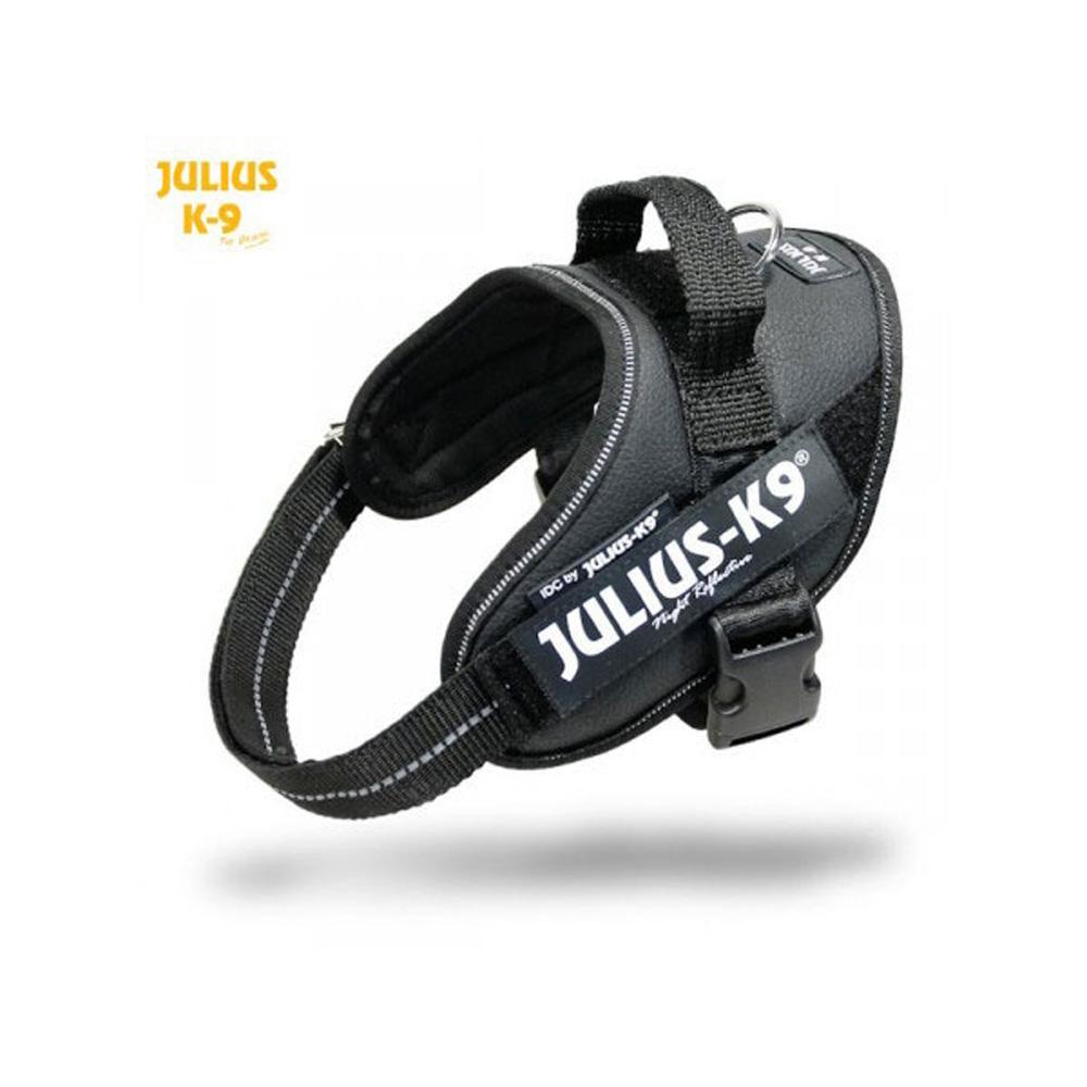 Julius-K9 Idc Powersele Svart M