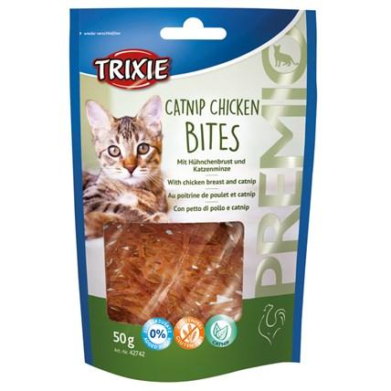 Kattgodis Premio Catnip Chicken Bites