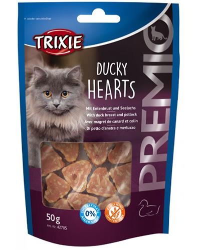 Kattgodis Premio Ducky Hearts