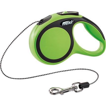 Kattkoppel Flexi Soft Grip Grön XS 3M