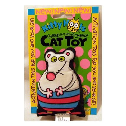 Kattleksak Fatcat Kitty Hots Randiga Byxor